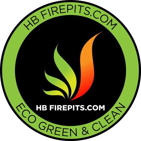 Huntington Beach Fire Pits Logo